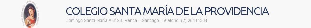 COLEGIO SANTA MARÍA DE LA PROVIDENCIA